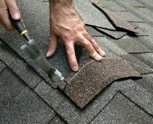 Hand Nailed Roofs